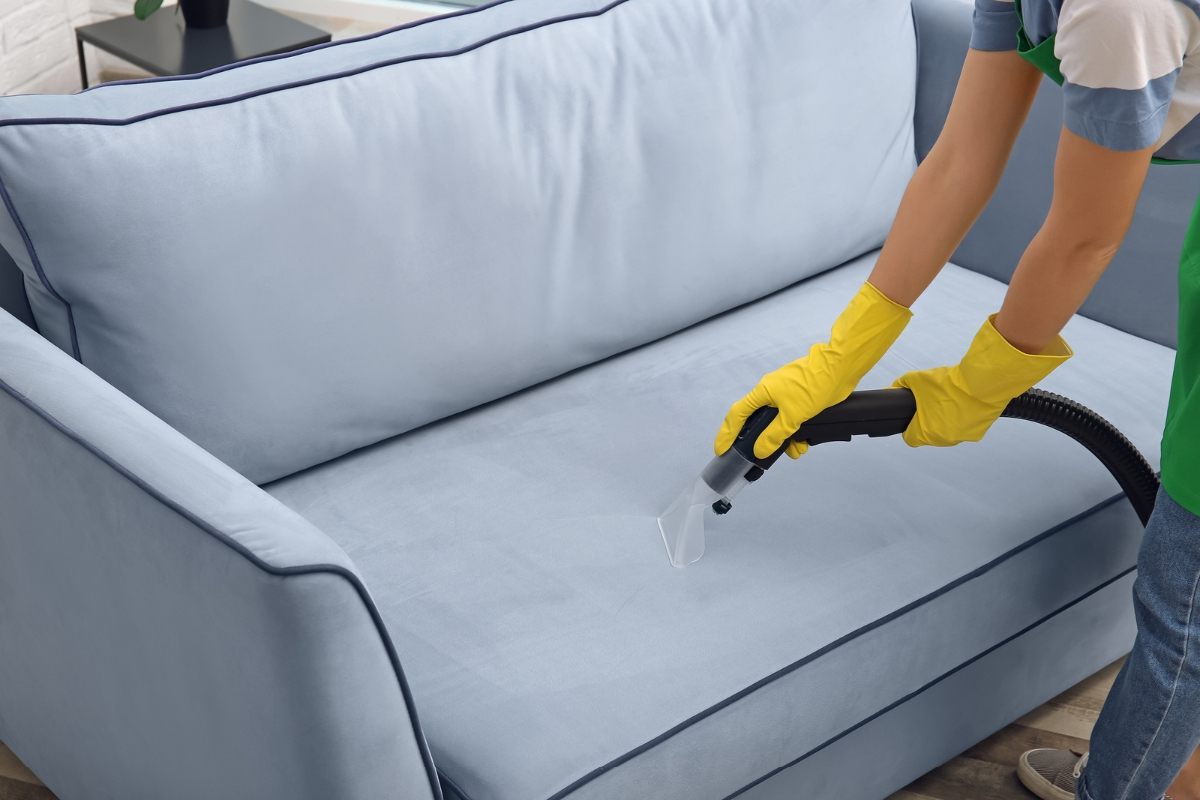 The Trending Ways To Do Couch Steam Cleaning Effectively