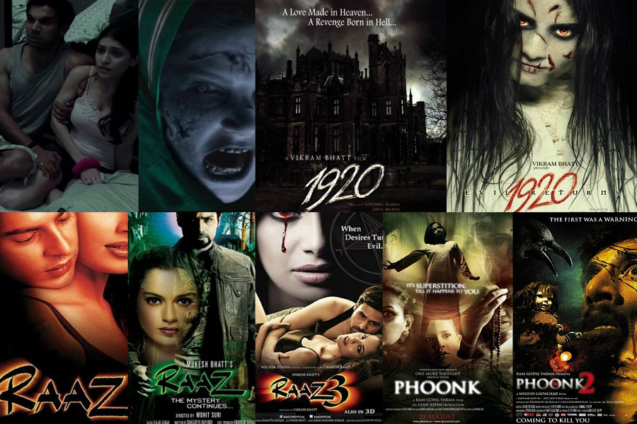 Top 10 Best Horror Movies of Bollywood