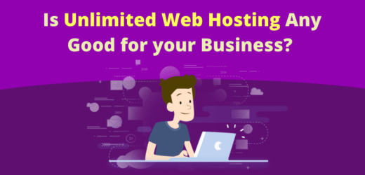 Is Unlimited Web Hosting Plans – Good for Your Business