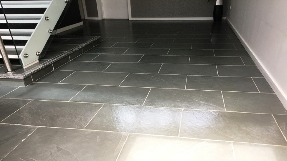 How Do You Reseal Slate Floors?