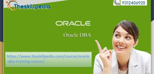 Oracle Dba Training online: Building a great future in the IT industry