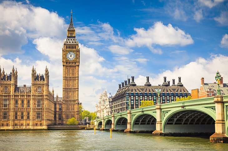 TOP FIVE BEST PLACES TO VISIT IN LONDON